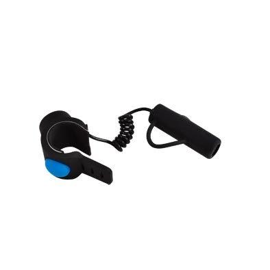 Sonnette/Sirène électronique Silicone 120 dB Noire