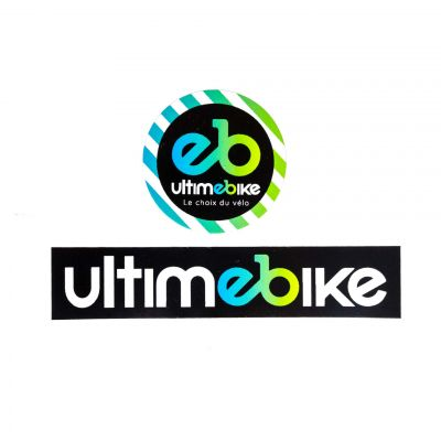 Pack autocollants Ultime Bike