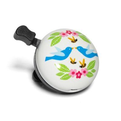 Sonnette Nutcase Bell - Birds & Bees