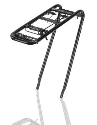 """Porte-bagages XLC RP-R16 alu Retro 26-28"""" Noir"""