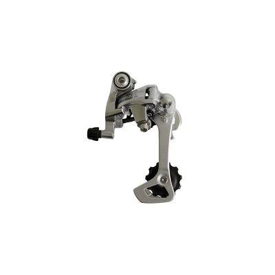 Dérailleur AR MicroSHIFT 3x10V comp. Shimano Argent