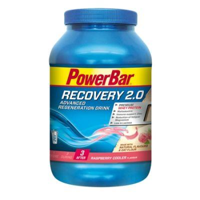 Boisson de récupération PowerBar Recovery 2.0 Framboise 1.14 kg