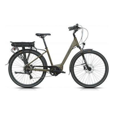 Vélo électrique Megamo Route E5000 28'' Gris 2020