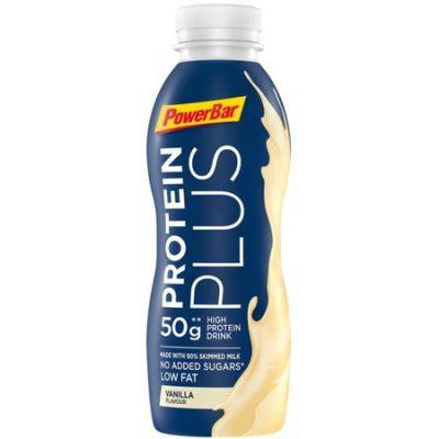 Boisson de récupération PowerBar ProteinPlus Sport Milk Vanille 500 ml