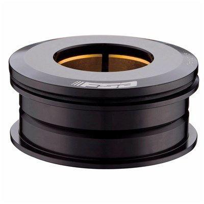 """Jeu de direction FSA Z 1.5R semi-intégré 1.5"""" réd. pivot droit 1.1/8"""" Noir"""