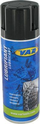 Huile VAR chaine/dérailleur (Spray 400 ml)