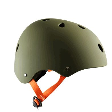 Casque Enfant Polisport Urban Radical Tag Kaki