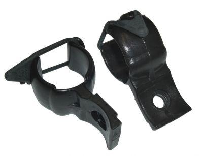Colliers fixation minipompe télescopique SKS T-Stricker et T-Zoom (Paire)