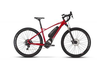 Vélo électrique Fantic Gravel-X Rouge