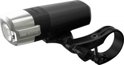 Éclairage avant BBB Strike 1000 lumens Noir/Argent - BLS-132