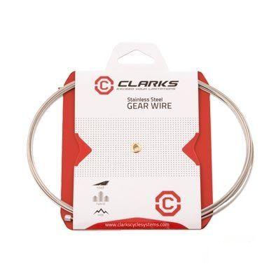 Câble de dérailleur Inox Clarks 2.30 m (unité)