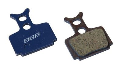 Plaquettes BBB comp. Formula Mega/The One/R1/RX organiques - BBS-67