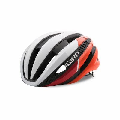 Casque Giro SYNTHE Blanc/Rouge