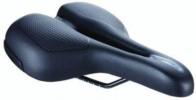 Selle ergonomique femme BBB SportPlus à mémoire de forme Noir - BSD-110