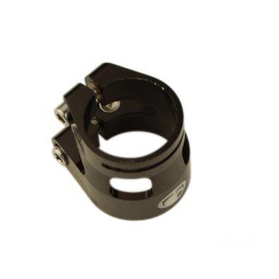 Collier de tige de selle ITM Réducteur de 34,9 vers 31,6 mm Noir