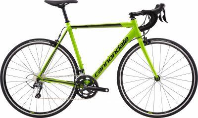 Vélo route Cannondale CAAD Optimo Tiagra Vert Replica/Noir
