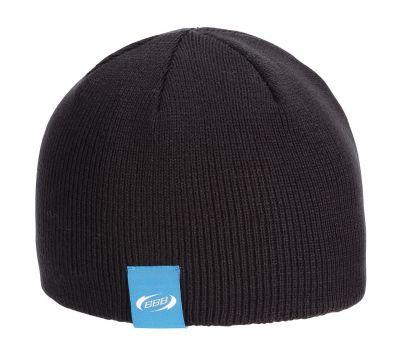 Bonnet laine hiver BBB (noir) - BBW-291
