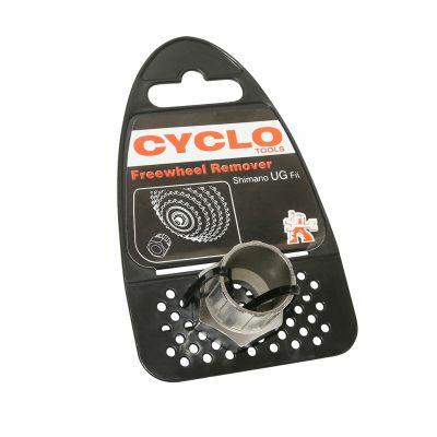 Démonte roue-libre Weldtite Cyclo Shimano UG