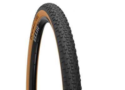 Pneu WTB Resolute 700 x 42C TCS Light Tubeless Ready Tan Skinwall Noir / Beige