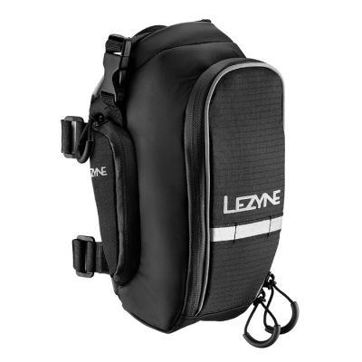 Sacoche de selle Lezyne XL-Caddy 1,75 L Noir
