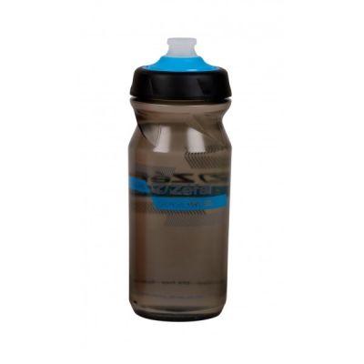 Bidon Zéfal Sense Pro 65 650 ml Fumé/Cyan