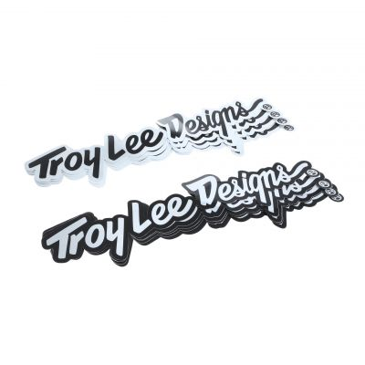 "Stickers Troy Lee Designs Signature 18"" Alu (9 pièces)"