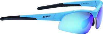 Lunettes BBB Impress Small Bleu mat verres bleus 4802 - BSG-48
