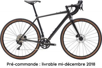 Vélo gravel Cannondale Topstone Disc SE 105 Graphite