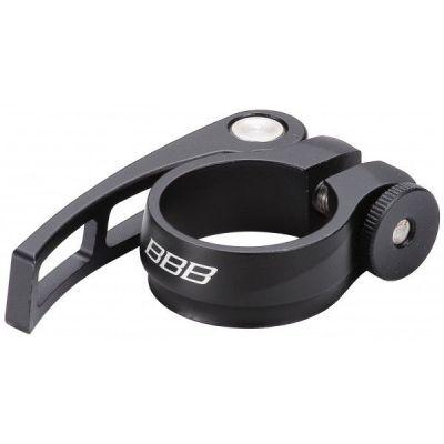 Collier de serrage rapide BBB QR Fix 31.8 mm Noir - BSP-84