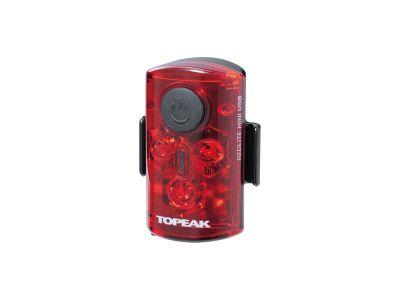 Éclairage arrière vélo Topeak RedLite Mini USB 11 Lumens