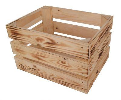 Caisse en bois Atranvelo Woody Fruit système AVS
