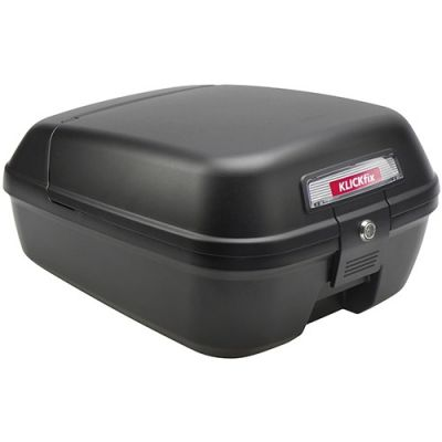 Top Case KlickfixCitybox Uniklip 22 L Noir