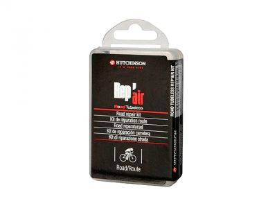 Kit de réparation Hutchinson Rep'air Tubeless Route 4 x 17 mm + colle 5 g