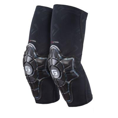 Coudières G-Form Pro-X Noir/Teal Camo