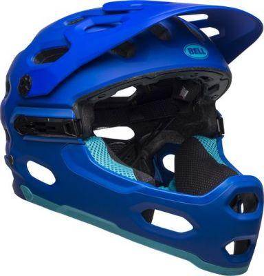 Casque Bell Super 3R MIPS Bleu