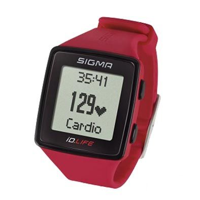 Cardio Sigma ID.LIFE Rouge