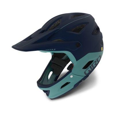 Casque Giro Switchblade MIPS Bleu Midnight Mat
