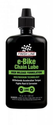 Lubrifiant chaîne Finish Line E-Bike 120ml