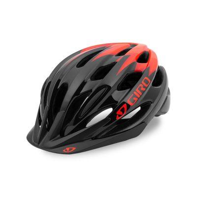 Casque Giro RAZE Noir/Rouge