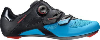 Chaussures Mavic Cosmic Elite Noir/Bleu