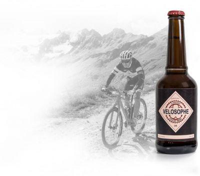 Bière du cycliste Velosophe Classique 33 cl