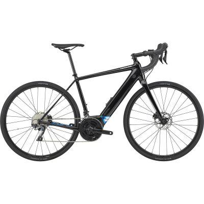Vélo Route Électrique Cannondale Synapse Neo 1 Shimano 105/Ultegra Noir 2020