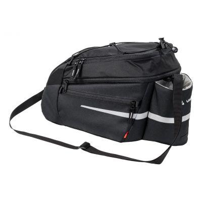 Sacoche porte-bagages Vaude Silkroad Fixation Snap-it 9+2 L Noir