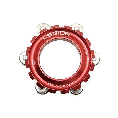 Adapteur de disque de frein The Legion Centerlock/6 trous