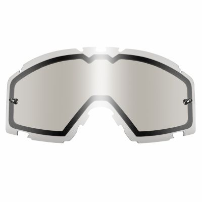 Écran O'Neal pour masque B-30 Goggle Spare Double Lens Gris