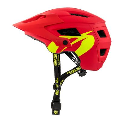 Casque O'Neal Defender Solid Rouge