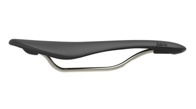 Selle Fabric Scoop Flat Race 142 mm Noir/Noir