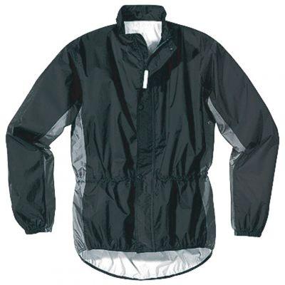 Veste imperméable Hock Light Rain Guard Noir