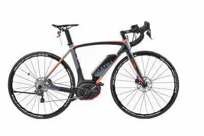 Vélo de route électrique 45 km/h Matra I-Speed Race F1 D11S Noir/Rouge