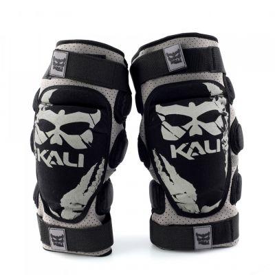 Genouillères Kali Protectives Aazis Torn Noires/Grises